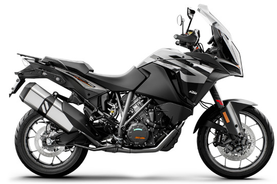 KTM 1290 Super Adventure S schwarz 2020 - Unrivalled Performance